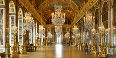 Versailles. The most beautiful building