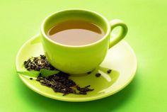 chá verde faz bem para o cérebro