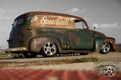 1954 Chevrolet C-10 Patina Hotrod Pickup
