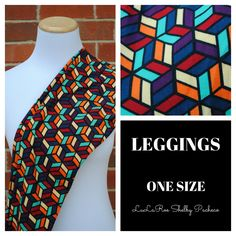 "Check out my page at www.facebook.com/lularoeshelbypacheco . Click the ""Shop Now"" button to join my group. I'm currently doing a giveaway for a years worth of FREE leggings. That's 12 pairs!"