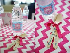 Girly Airline Themed 5th Birthday Party