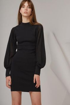 Keepsake White Shadows Playsuit Romper Black Wrap waist tie V NeckSleeveless