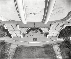 """Shorpy Historic Picture Archive :: Vertigo: 1935 high-resolution photo Washington, D. """"View looking down from U. High Resolution Photos, Photo Archive, Vintage Photographs, Back In The Day, Free Stock Photos, Washington Dc, Old Photos, The Incredibles, Fine Art"""