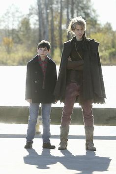 The New Neverland - Cohorts - Felix and the disguised Peter Pan have big plans for Storybrooke.