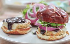 Red Wine & Blueberry BBQ Sauce - tasty healthy