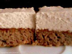 Gaštanové rezy Krispie Treats, Rice Krispies, Sweet Desserts, Gluten Free, Food, Cakes, Basket, Glutenfree, Cake Makers