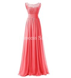 Find More Bridesmaid Dresses Information about Coral Bridesmaid Dress Lace Neck Long Prom Dresses For Party Elegantes Formal Occasion Dresses Robe Demoiselle D'honneur  ,High Quality lace high neck wedding dresses,China lace dress belt Suppliers, Cheap lace jacket wedding dress from Princess Sally International Co.,Ltd on Aliexpress.com