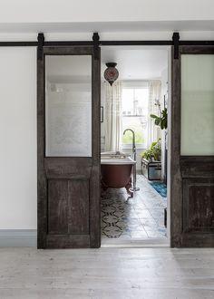 Home of Swedish Interior Designer Lotta Cole