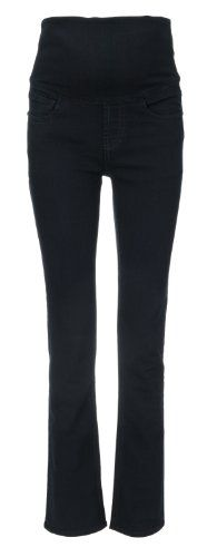 Mama Jeanius, Mama Life Maternity Jeans : Stretchable Denim Band,Straight Leg, Women, 4, Dark Denim In a 32 leg, Mama Life from UK brand Mama Jeanius is an exciting innovation incorporating a unique tailored stretchable denim panel. Designed by a mum for mum's to be these jeans are designed to grow with you as you grow through pregnancy.. The soft jersey inside provides true comfort and the cut o... #Mama_Jeanius #Apparel