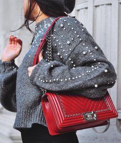 """""""Mi piace"""": 6,241, commenti: 41 - Zara Mania™ (@zara.mania) su Instagram: """"#Zara knit #Chanel bag"""""""