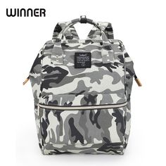 Brand Classic Women SchoolBag Travel Brand Camouflage Lovers School Backpack Oxford Shoulder Backpack Bag for Teenagers Girls Canvas Backpack, Backpack Bags, Camouflage Backpack, Shoulder Backpack, Casual Bags, School Backpacks, Preppy Style, School Bags, Luggage Bags