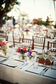 Table setting by tracey