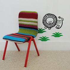 Foto Knitted Furniture Intirage 11