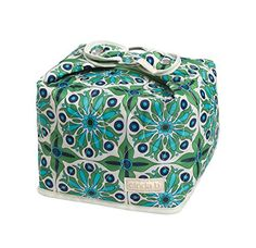 cinda b XLarge Cosmetic Verde Bonita * Check out the image by visiting the link. Amazon Affiliate Program's Ads.