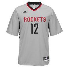 NBA Houston Rockets Dwight Howard 12 Mens Replica Jersey Medium Gray     Be  sure f095cc4d3