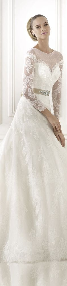 PRONOVIAS 2015 Costura Bridal Collection Costura 2015 BLANCHE Style