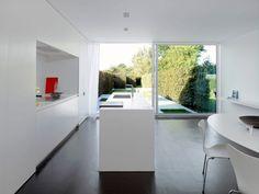 House S in Mechelen by dmvA Architecten (NL)