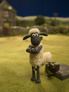 Shaun the Sheep the Movie  making stop motion