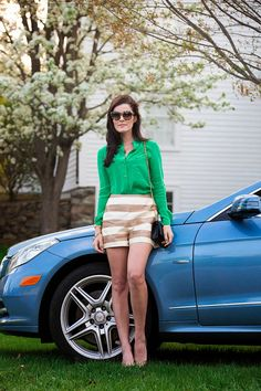 Violet Shooting Star: Spring Style 2015
