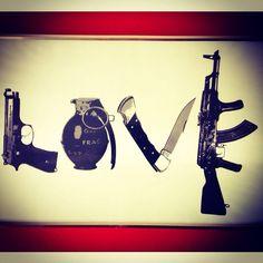 All's fair in love and war #hankstrange @hankstrange