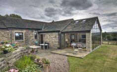 Single Storey Contemporary Barn Extension - Huddersfield