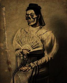 Victorian horror portrait by ~MercuriusSublimatus on deviantART