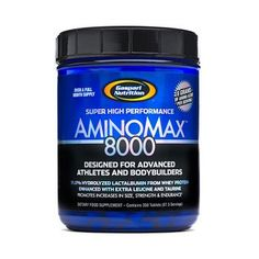 AminoMax 8000 325cps
