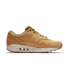 premium selection f55a7 ea91e Nike Air Max 1 Premium Men s Shoe - Brown