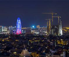 Panorámicas e imágenes de Barcelona - Wit Lab
