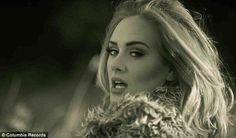 """I got """"Hello"""" by Adele! Which 2015 Pop Hit Are You? You got: """"Hello"""" by Adele You have HUGE EMOTIONS, and you're not afraid to show them. You have a sentimental streak, and tend to seek """"closure"""" even when that's probably an impossible thing. Adele 25, Adele Face, Adele Hello Lyrics, Adele Songs, Pippa Middleton, Aktuelle Charts, Adele Makeup, Hello Music, Beleza"""