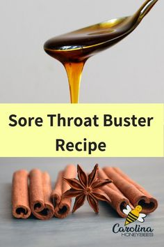 Remedies For Cold What to do about a sore throat? Or ease the symptoms of a cold? Honey and cinnamon have been aids for cold relief for years. Try these out this year . Sore Throat Tea, Sore Throat Relief, Best Nutrition Food, Kids Nutrition, Health And Nutrition, Health Diet, Avocado Nutrition, Nutrition Products, Health
