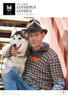 Bilderesultat for lothepus kofter Husky, Knitting, Dogs, Animals, Animales, Tricot, Animaux, Breien, Pet Dogs