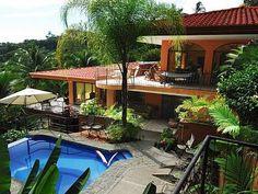 Manuel Antonio villa rental - Award Winning CasaTolteca