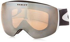 8e5e5b2c531 Oakley Flight Deck Ski Goggles Matte Black Persimmon (eBay Link) Síelés