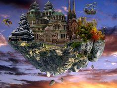 Fiction: Fantasy Castle