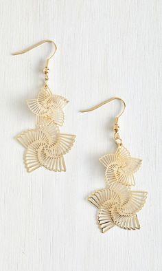 Modern Mermaid Earrings