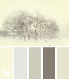 Snowy color scheme
