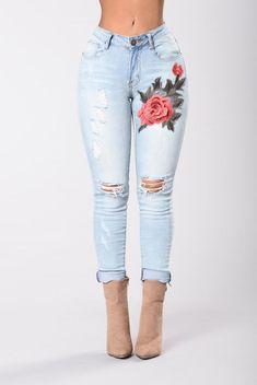 Harper Rose Jeans - Light