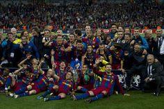 Las mejores imágenes de la Champions (1)
