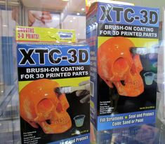 Tired of endless hours of sanding your rough 3D prints? There is a better  way to make your 3D prints smooth: XTC-3D.