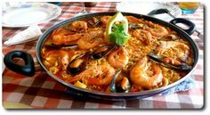 paella http://tachosepanelas.com/petiscos/paella/