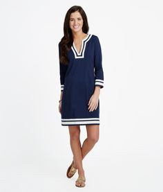 Women's Dresses: Mainsail Dress for Women - Vineyard Vines