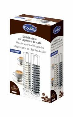 Codiac 303109 Tassimo Distributeur de Capsules pour Machine à Café: Amazon.fr: Cuisine & Maison