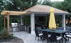 Pool Houses and Cabanas - Bing Images