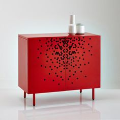 Barting collection perforated cabinet
