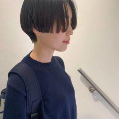 Asian Bangs, Asian Hair, Tomboy Hairstyles, Cut And Color, Hair Designs, Rapunzel, New Hair, Short Hair Styles, Hair Makeup