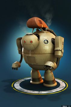 robot design cartoon - Google Search