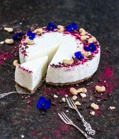 Buttermilch-Mousse-Törtchen