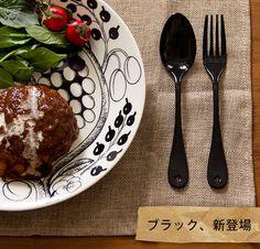 ホーロー デザートフォーク 琺瑯。職人さんの琺瑯 デザートフォーク (ホーロー 食器 琺瑯 日本製)