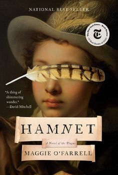 Hamnet by Maggie O'Farrell, a Book Review by @barbaradelinsky #Hamnet #bookreview #reading